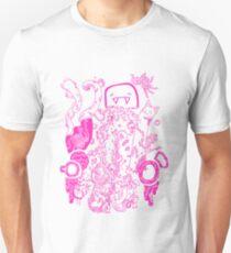 Doodle 66 Pink T-Shirt