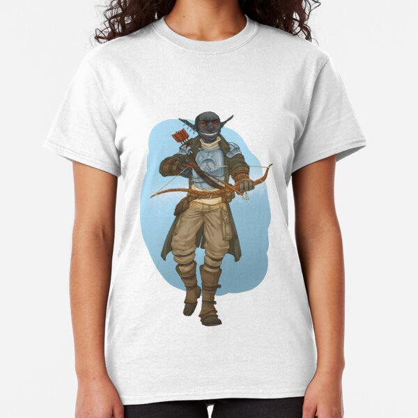 Grizzop and Bow - RQG Classic T-Shirt