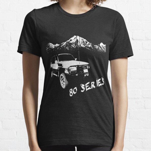 80 series landcruiser Essential T-Shirt
