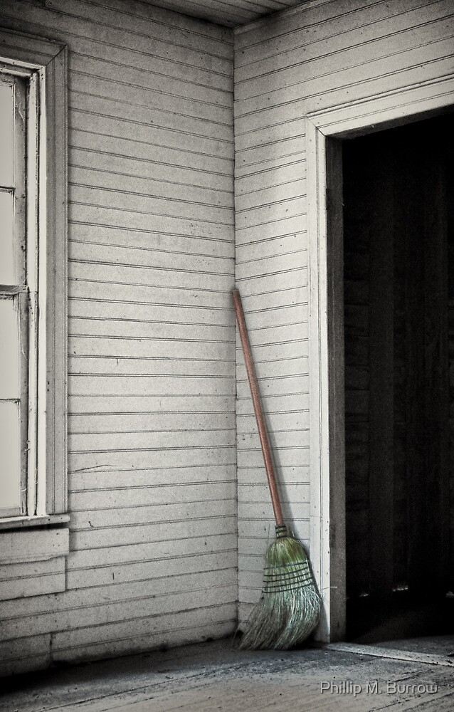 The Broom by Phillip M. Burrow