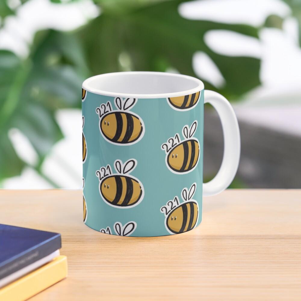 221 Bee Mug