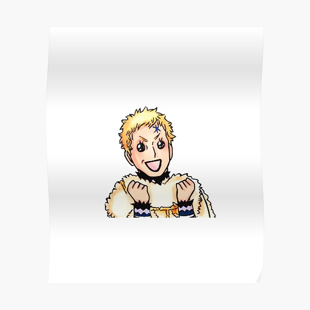 Julius Novachrono Black Clover Sticker By Francesco2m Redbubble Decorate your laptops, water bottles, helmets, and cars. redbubble