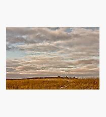 Saskatchewan Landscape Photographic Print