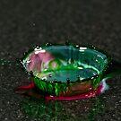 Glass Crown by Malcolm Garth