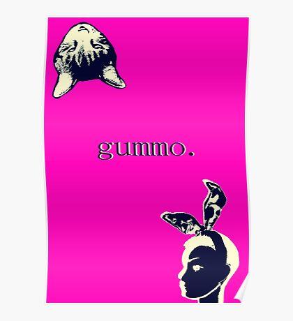 Gummo poster.  Yep. Poster