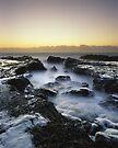 """A Foamy Reception"" ∞ Currumbin, QLD - Australia by Jason Asher"