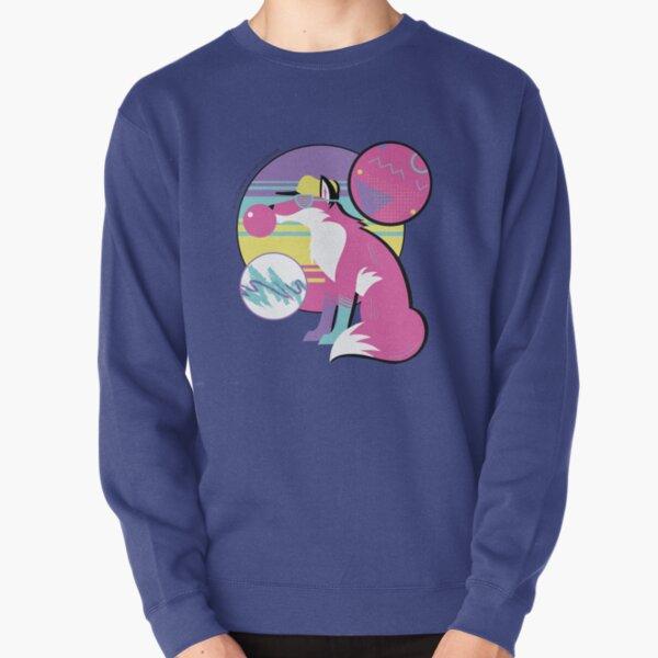 Rad Fox Pullover Sweatshirt