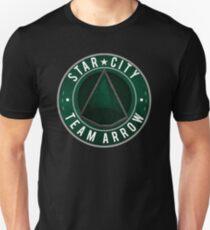 Star City: Team Arrow  Unisex T-Shirt