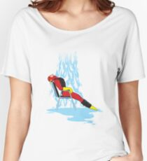 Flashdance Women's Relaxed Fit T-Shirt