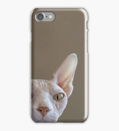 Hairless Sphynx Cat iPhone Case iPhone Case/Skin