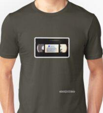 VHS Tape Unisex T-Shirt
