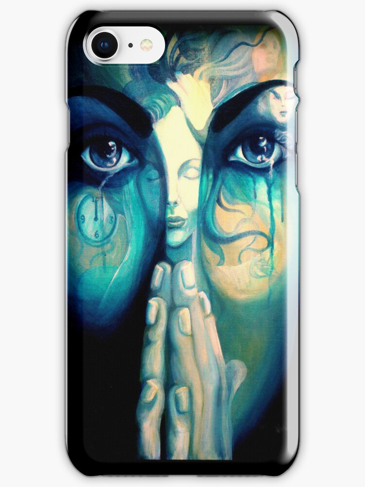Dreams in which I'm dyin' i phone case by Samantha Aplin