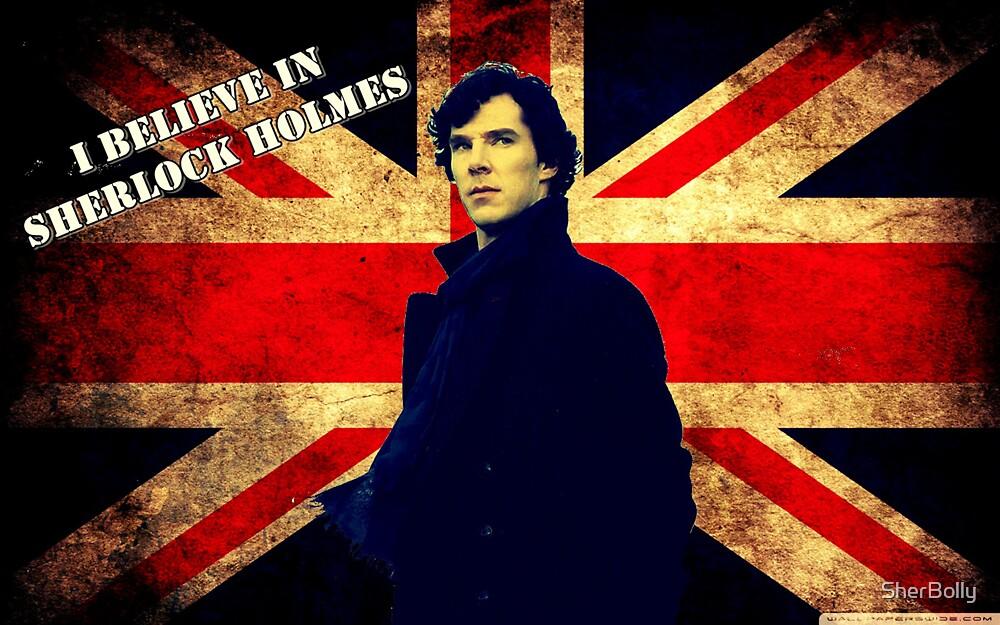 SherlockBelieveUnionJack by SherBolly