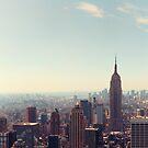 New York City - Empire State Building von thomasrichter