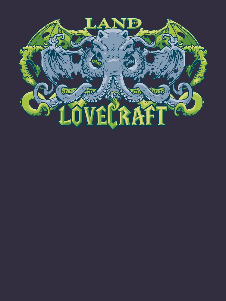 Land of Lovecraft | Unisex T-Shirt