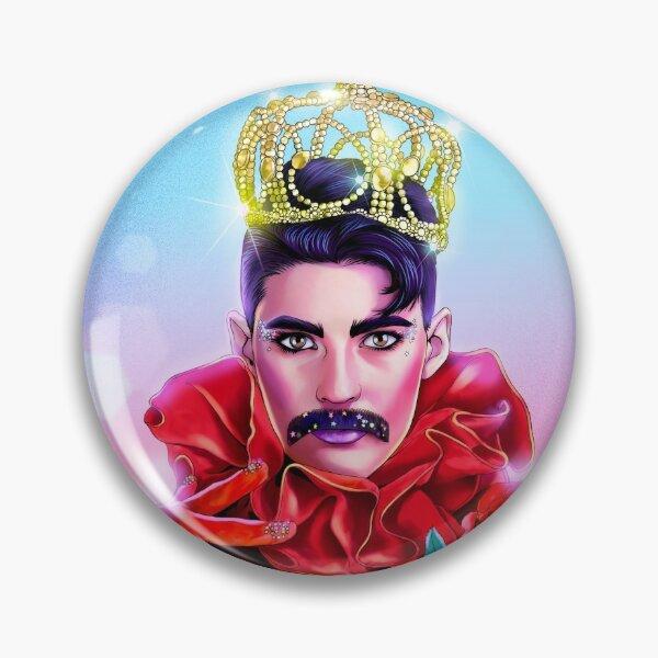 Freddie Love Drag Divo Pin
