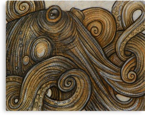 The Cephalopod by Lynnette Shelley