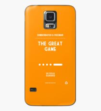 BBC Sherlock - The Great Game Minimalist Case/Skin for Samsung Galaxy