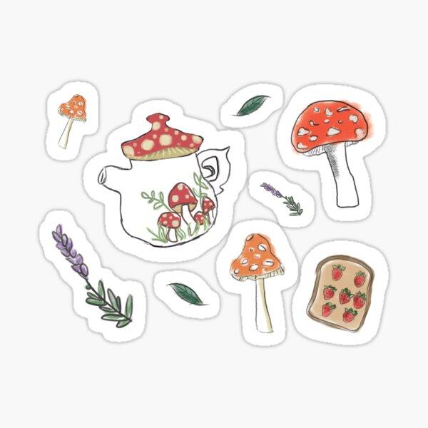 CottageCore-01 Sticker