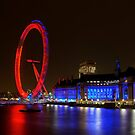 The Eye, London, UK by strangelight
