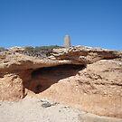 Spanish Cave by BevsDigitalArt