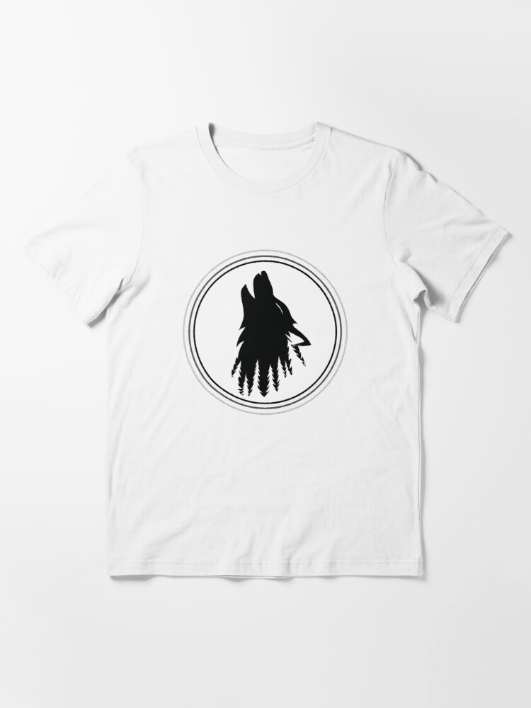 Alternate view of HOWLING Essential T-Shirt