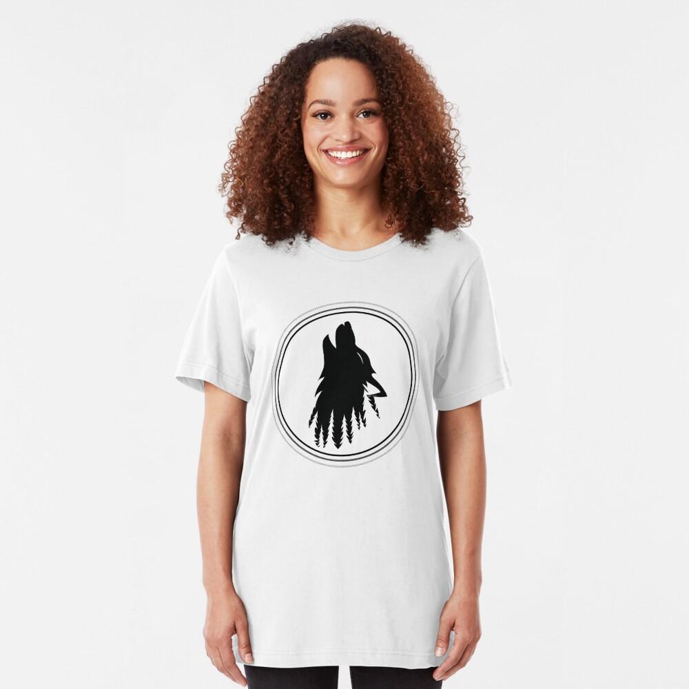 HOWLING Slim Fit T-Shirt