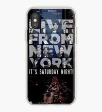 Live From New York, Saturday Night Live iPhone Case