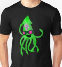 Nuclear Rave Squid T-Shirt
