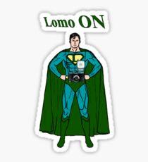 Lomo ON Sticker