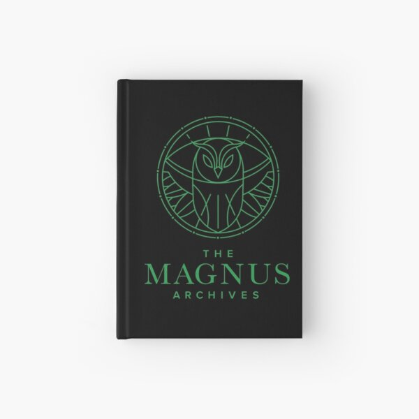 All Seeing Owl Hardcover Journal