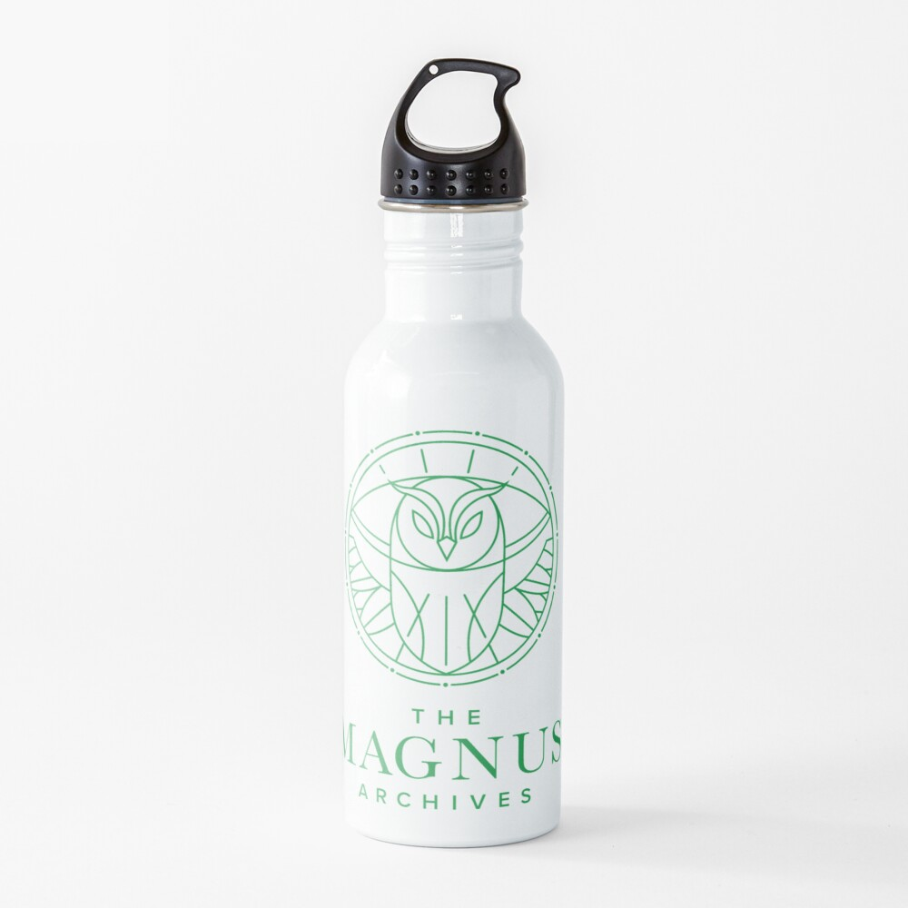 All Seeing Owl Water Bottle