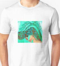 face-Bird woman T-Shirt