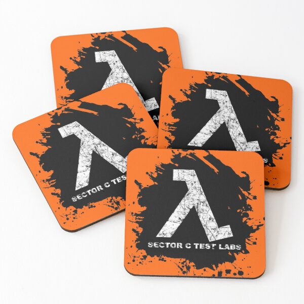 Sector C Coasters (Set of 4)