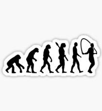 Evolution Jump rope Sticker