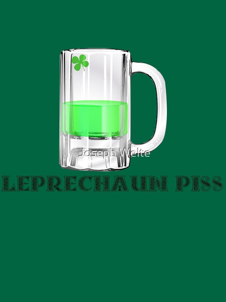 Leprechaun Piss  by jibbsmerch