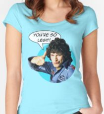Rod Kimball's Seal of Approval Women's Fitted Scoop T-Shirt