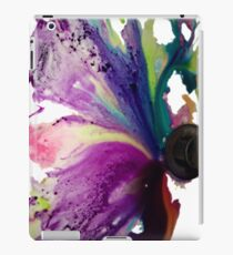 color drip pt 3 iPad Case/Skin