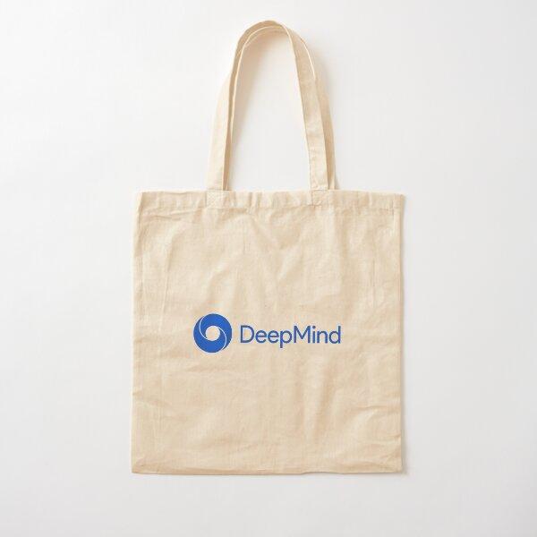 DeepMind Cotton Tote Bag