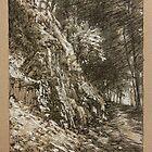 Tiffany Falls. by Guennadi Kalinine
