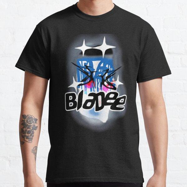 Logotipo de Bladee Drain Gang IDOL 2 Camiseta clásica