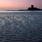 La RoccoTower at sunset  by Alicja Ludwikowska