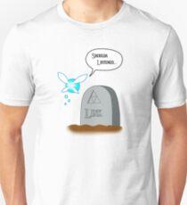 Shoulda listened...  Unisex T-Shirt