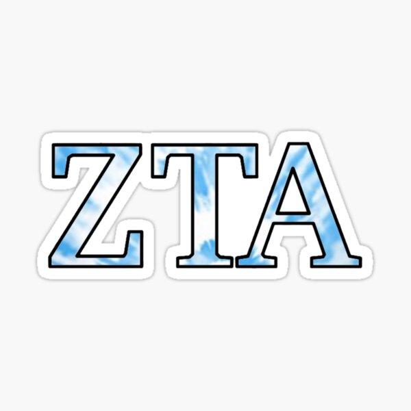 #ZTA Decal 18 Sticker