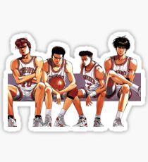SLAM DUNK TEAM Sticker