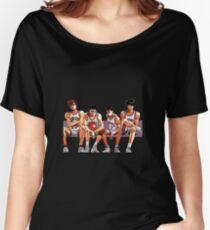 SLAM DUNK TEAM Women's Relaxed Fit T-Shirt