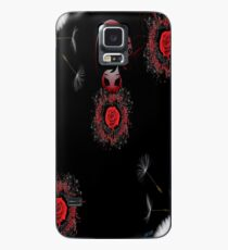 Iris Angelica-The Langage Of Flowers Case/Skin for Samsung Galaxy