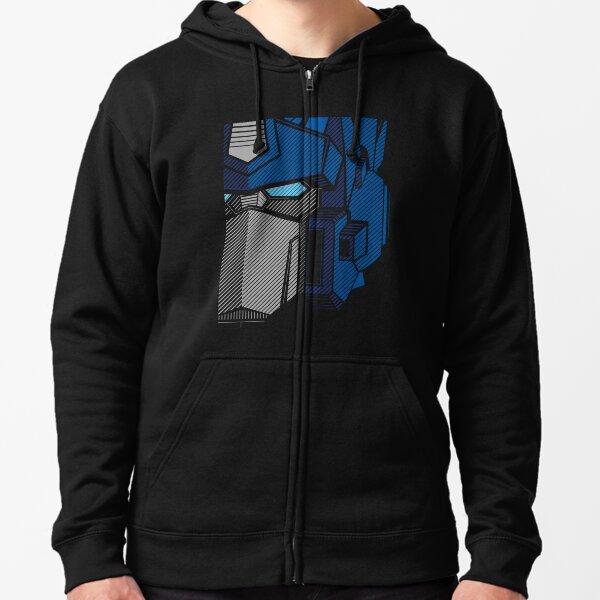 026 Optimus full Zipped Hoodie