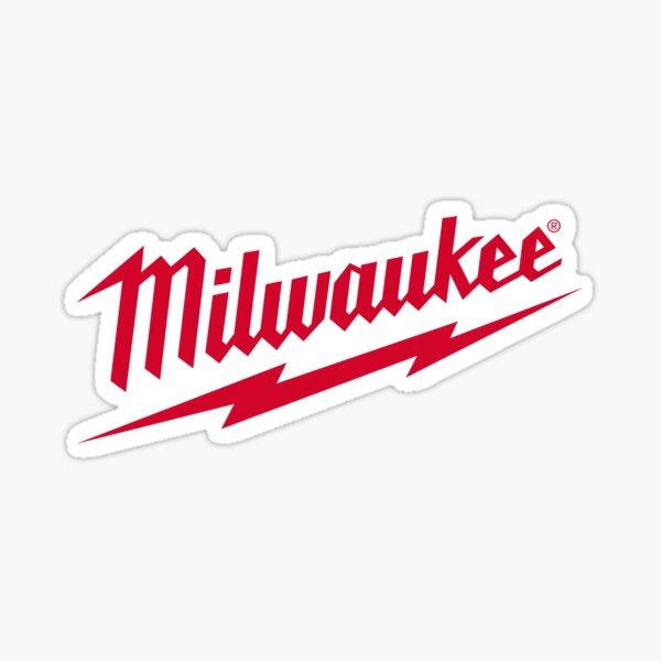 Milwaukee Tool Logo Sticker Sticker