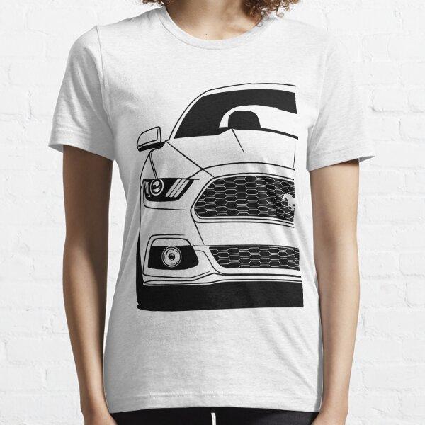 Ford Mustang Sixth Generation S550 Meilleur Design de Chemise T-shirt essentiel